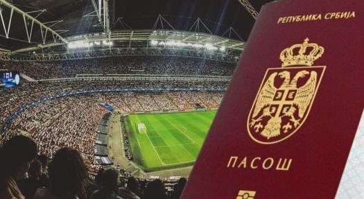 Черногорец взял паспорт серба, чтобы попасть на футбольный матч в Павлодар