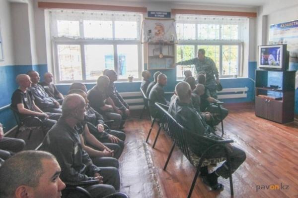 Японский язык и биофизику предлагают изучать заключенным в павлодарской колонии