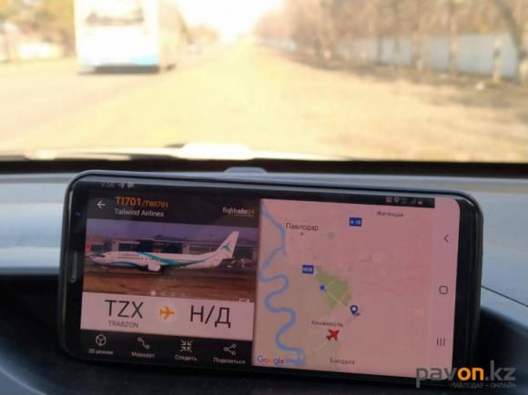 Самолет с казахстанцами из Турции приземлился в Павлодаре
