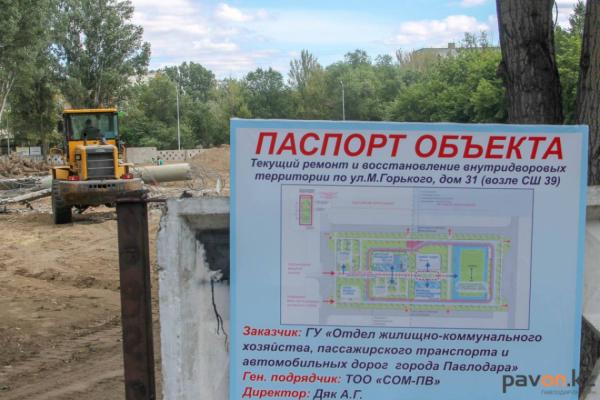 В Павлодаре не утихают скандалы вокруг стадиона возле 39-ой школы