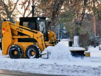 Более 95 тысяч тонн снега вывезли с павлодарских улиц с начала зимы