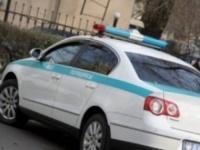 В Атырау водитель врезался вмашину дорожного полицейского