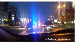 В Павлодаре сбили мужчину, переходившего дорогу в неположенном месте