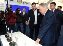 Нурсултан Назарбаев: индустриализация Казахстана – это вы