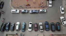 Места для платных парковок определены в Астане