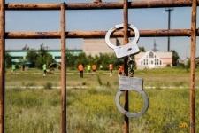 Житель села Павлодарское взят под стражу за нападение на полицейского