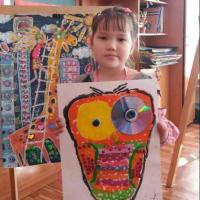 Киберпротез руки изготовят для талантливой девочки из Экибастуза