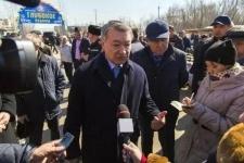 Даниал Ахметов извинился за фальшивые цены на ярмарке в ВКО