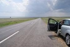 Дорогу на Баянаул постараются отремонтировать в 2018 году