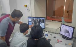 Частный инвестор установил в павлодарской больнице новейший магнитно-резонансный томограф