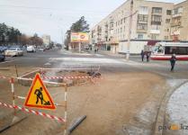 В Павлодаре началась реконструкция канализационного коллектора на улице Лермонтова