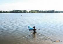 Несмотря на карантин, в Павлодарской области готовятся к пляжному сезону