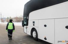 За сутки областные спасатели эвакуировали 80 пассажиров междугородних автобусных рейсов