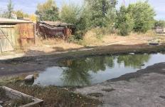 Поселок Майкаин снова в коммунальной беде