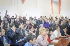 В акимате Павлодара проголосовали за выход одного из сел из состава города