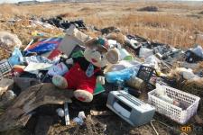 Департамент экологии взялся за борьбу со стихийными свалками