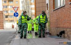В выходные в Павлодаре усилят дезинфекцию улиц, парков, автобусных остановок, детских и спортивных площадок