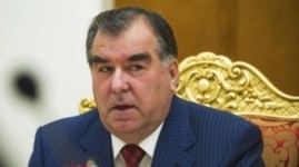 Люди президента Таджикистана ездят на ворованных автомобилях