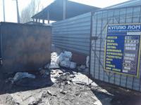 Сотрудника пункта приема металла в Павлодаре наказали за неубранный мусор