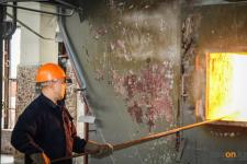 Павлодарская область занимает третье место в стране по производству металлургической продукции