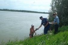 Двух нетрезвых рыбаков оштрафовали в Павлодарской области