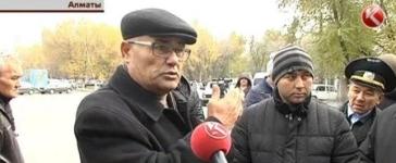 В Алматы водители муниципального автопарка отказались работать на новом маршруте