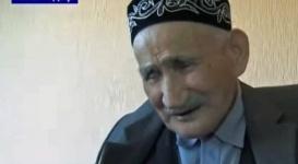 106-летний ветеран войны живет в Павлодаре