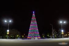 Главную елку области зажгут 24 декабря в Павлодаре