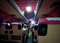 Экибастузские полицейские в рейсовом автобусе задержали карманника