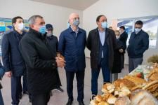 Глава минсельхоза и заместитель премьер-министра РК посетили Павлодарскую область
