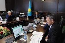 Павлодар посетили сотрудники международного центра зеленых технологий и инвестиционных проектов
