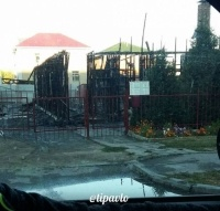 Павлодарские полицейские обнаружили видео поджога церкви «Свидетелей Иегова»
