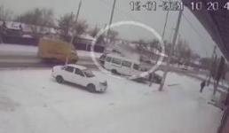ДТП с машиной скорой помощи областной больницы произошло в Павлодаре