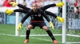 Голкипер сборной США по футболу стал героем интернет-мемов