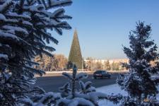 Новогоднее оформление Павлодара частично проведут за счет спонсорских средств
