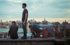 Задержали за ночную прогулку по крыше