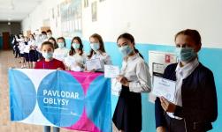 Сельские школьники борются за право учиться в лучших вузах Казахстана, России или зарубежья