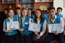 Павлодарские школьники отличились на республиканском конкурсе научных проектов