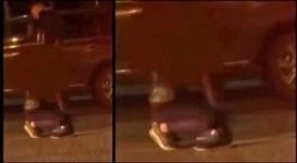 По делу об интимном видео на дороге Павлодара наказали только парня