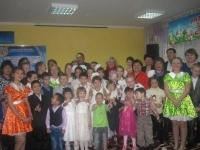 Ребята из детской деревни рассказали о батырах и ханах