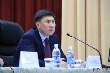 Аким Павлодара пообещал взять строительство дорог и водопровода в Ленинском на строгий личный контроль