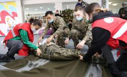 В Павлодаре студенты будут разрабатывать для спасателей технику, а сотрудники ДЧС обучат их спасать людей
