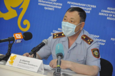 В департаменте полиции Павлодарской области рассказали о влиянии карантина на уровень преступности