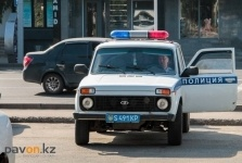 По горячим следам павлодарские полицейские задержали магазинного вора