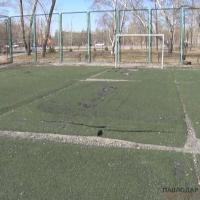 Аварийное состояние парка Гагарина возмущает павлодарцев