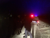 В Павлодарской области на поиски мужчины, заблудившегося в степи, выезжали спасатели, полицейские и добровольцы