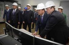 """АО """"ПАВЛОДАРЭНЕРГО"""" увеличило электрическую мощность Павлодарской ТЭЦ-3 и запустило в эксплуатацию новый золоотвал."""