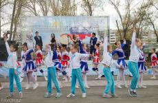 Парк Гагарина официально передали молодежи