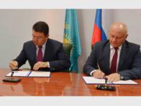 Павлодарские и омские бизнесмены заключили меморандумы более чем на 3,2 млрд тенге