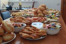 """Праздничное угощение приготовили для воспитанников клубного дома """"Альрами"""" в АНК"""